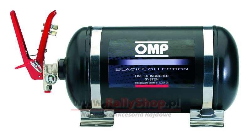 System gaśniczy OMP Black Collection (CMSST1) - GRUBYGARAGE - Sklep Tuningowy
